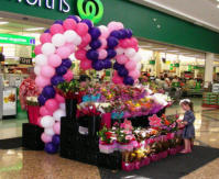 Mothers Day at Woolworths - reported as a great success